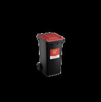 Bedrijfsafval container vanaf 240l